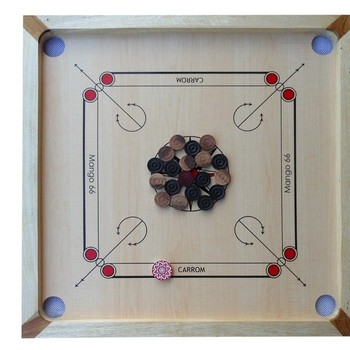 Carrom Billard indien