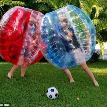 Bubble football (Bumper soccer ball)