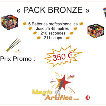 Pack Bronze