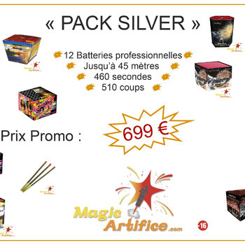 Pack Silver