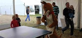 Loca Fiesta - Fête du personnel chez VPHARMA le 22 septembre 2012